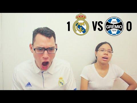 Reacción Real Madrid vs Gremio 16/12/17 (1-0) Final Mundial de Clubes 2017