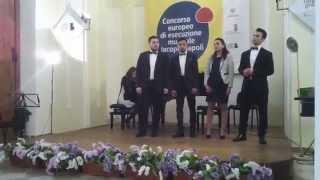Concorso Jacopo Napoli 3a edizione  - ensemble vocale napoletano