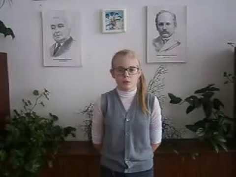 Изображение предпросмотра прочтения – АлинаЛевченко читает произведение «Ворона и Лисица» И.А.Крылова