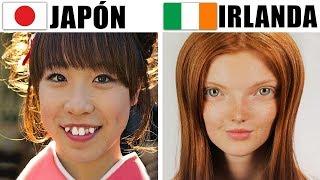 Los Cánones de Belleza en Diferentes Países del Mundo