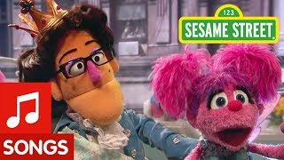 Sesame Street: Abby and Prince Charming Go to the Eye Doctor
