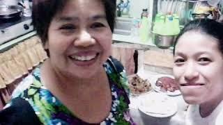 Thnk You Po Salahat Ng Bumati At Ng Regalo Ng Birthday Namen Ni Tita Jenny Ng Maypasuprise Pa.. ✌️😘