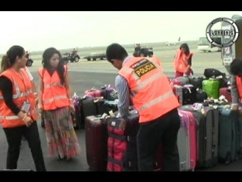 Punto Final: Mafias sembraban drogas en maletas de viajeros inocentes