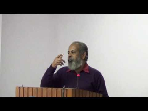 "JNU Philosophy Colloquium: Prof. Sanil V. on ""Theory: Intelligibility and Intensity"""