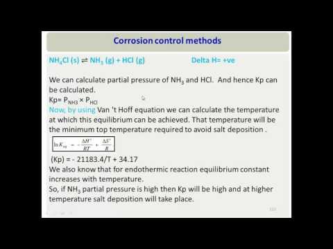 Part 7- Overhead Corrosion in CDU & VDU unit