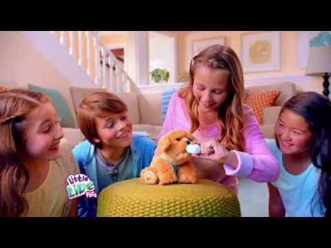 Little Live Pets Snuggles My Dream Puppy 15s TVC