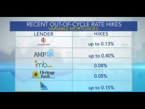 why-are-banks-raising-rates-out-of-cycle?---weekend-today