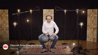 FIBERCRAFT SERIES FIBERGLASS BONGO- FFBR400BK