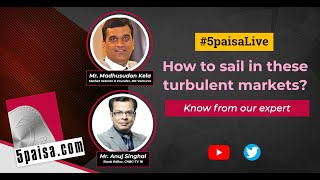 How to sail in these turbulent markets?