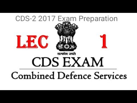 CDS-2 Exam 2017 Preparation | Lecture-1 National Parks, Wildlife Sanctuaries & Biosphere Reserve