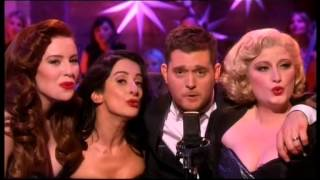 Michael Bublé Xmas Live : Home For Christmas Michael Bublé-Jingle Bells (ft.The Puppini Sisters).