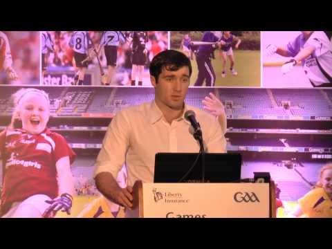 Comparing HIIT & Endurance Training in Club Gaelic Football Players - Cathal Cregg