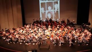 Farmington High and Tibbetts Middle schools Spring Concert 2017