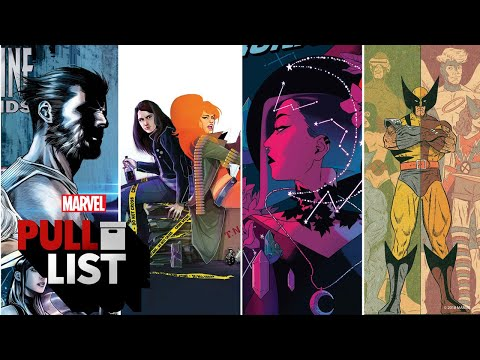 Death, Rebirth and Hot Claws! HUNT FOR WOLVERINE: DEAD ENDS #1 and more! | Marvel's Pull List