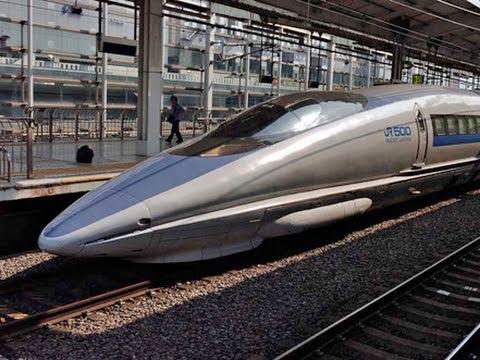 AMAZING 300 MPH China High Speed Rail !!! Bullet Train ...