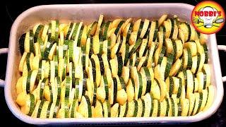 Tutorial: Wie gelingt ein richtig guter Zucchini-Kartoffel-Auflauf