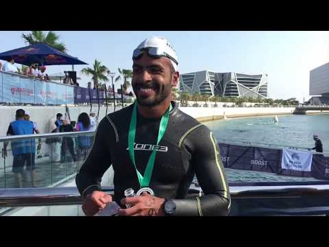 Boost Bahrain Open Water Series '17 | 1.9km