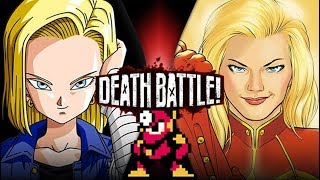 "Response to ""Android 18 VS Captain Marvel 