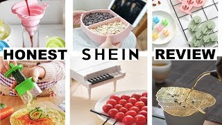 Testing **WEIRD** Kitchen Items From Shein! Honest Review | Heli Ved | #DailyHeli EP 7