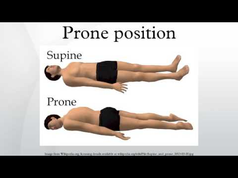 Prone Position Youtube