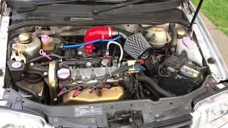 VW Polo 6N2 1.4 MPI 2001 Sounds like diesel
