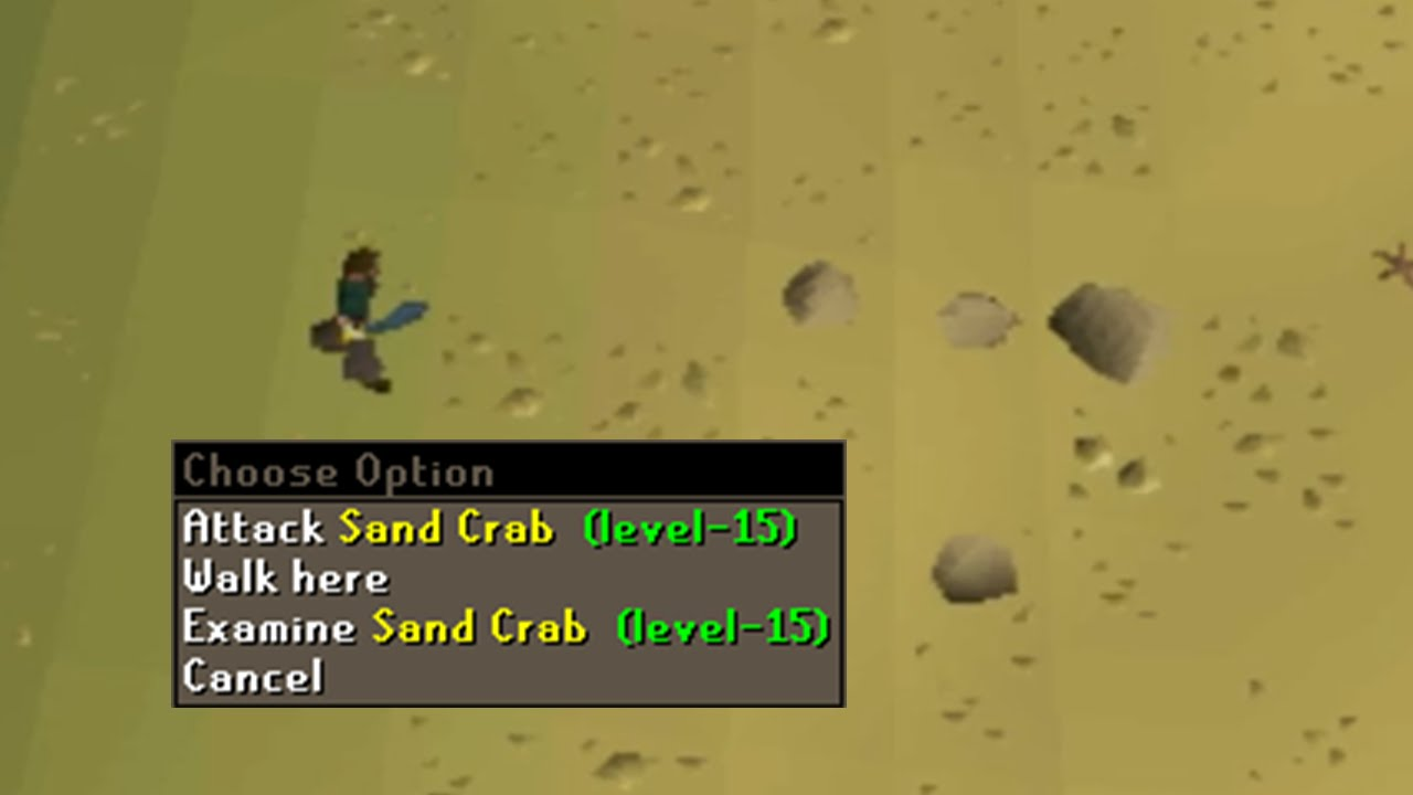 how to go to rock crabs osrs