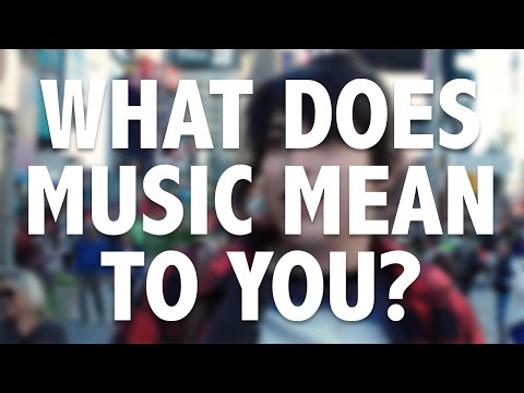 What does music mean to you? - Audiomachine