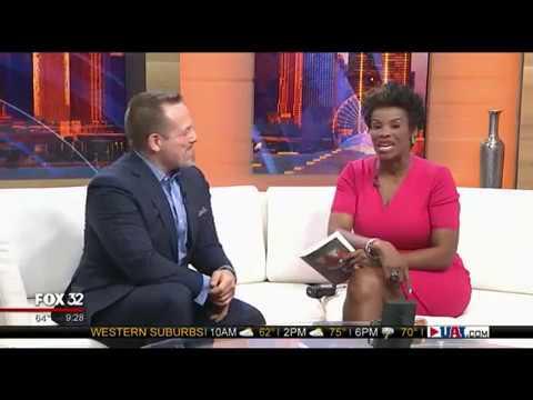 Author Daniel Lerner of 'U Thrive' on Good Day Chicago