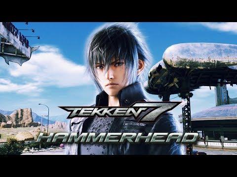TEKKEN 7 - HAMMERHEAD 1st | Stand Your Ground / Final Fantasy XV | Extended Video Soundtrack OST 鉄拳7