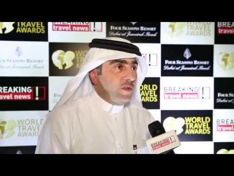 Hamad Abdulla Al-Mulla, chief executive, Katara Hospitality
