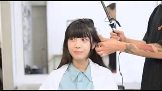 馬場ふみか ヘアアレンジ/Find Your Beauty MAGAZINE × ナタリー 馬場ふみか 検索動画 26
