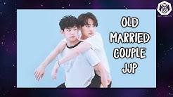 JJ Project being an old married couple