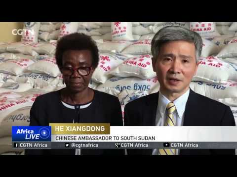 World Food Programme thanks China for $5 million in aid