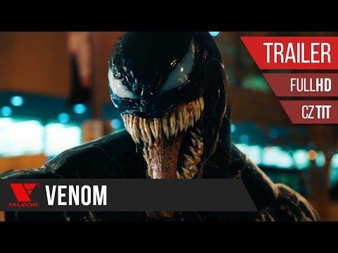 Venom (2018) HD trailer #1 [CZ tit.]