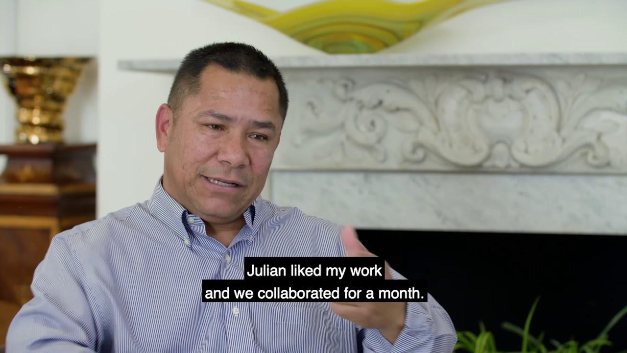 Interview with Jainer Narvaez Roldan