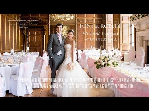 Toni & Robert Wedding Fairy Tale at Gosfield Hall [1080p HD]
