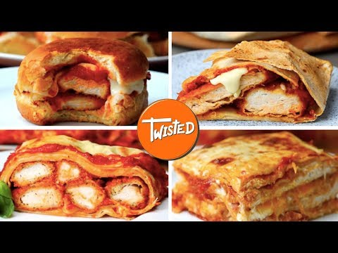 The Best Chicken Parmesan Recipes | Twisted