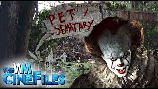 IT Director Andy Muschietti to REMAKE Pet Sematary? – The CineFiles Ep. 39