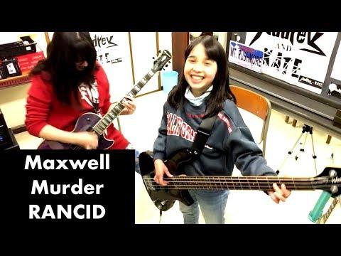 Maxwell Murder - Rancid - cover