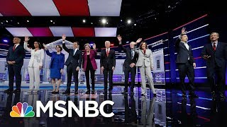 Watch The Democratic Debate In Less Than 4 Minutes | MSNBC