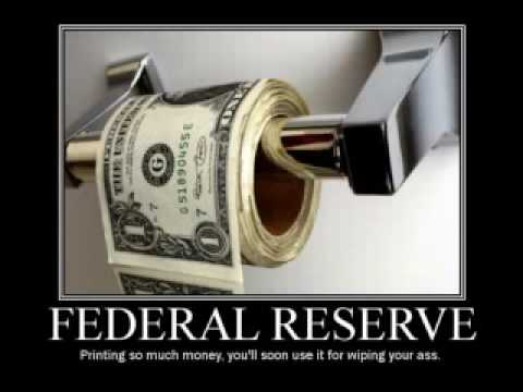 Ron Paul: Federal Reserve Printing Money Out of Thin Air = Legalized Fraud, Part 2/4