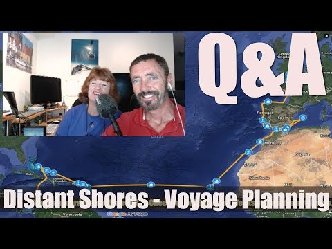 Voyage Planning - Distant Shores Q&A