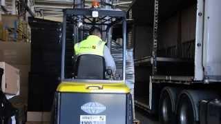Aisle-Master Narrow Aisle Forklift