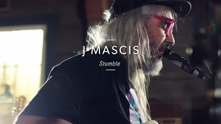 "J Mascis ""Stumble"" At Guitar Center"