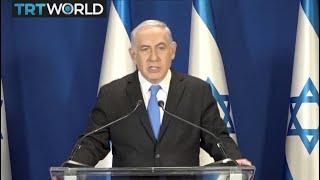 Breaking News: Israeli police recommend indicting PM Netanyahu