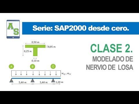 CURSO DE SAP2000 GRATIS PDF