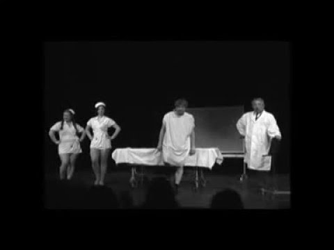 Trailer for Young Frankenstein, the Musical, at IVCC