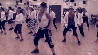 BAD (Afrojack Remix) - Zumba Michael Jackson Style