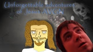 ИНДИ-ХОРРОР ДЛЯ ДЖЕСУСА (Adventures of JesusAVGN)
