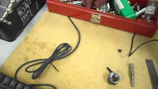 Tool holder / Spindle pull test